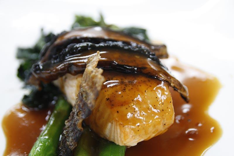 Pavé de saumon Tériyaki (1)