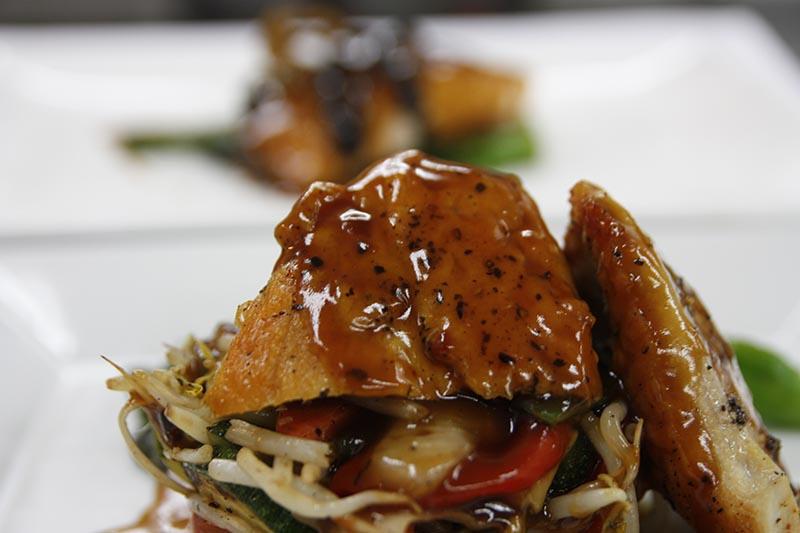 Suprême de poulet Tériyaki (1)