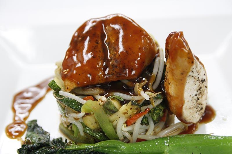 Suprême de poulet Tériyaki