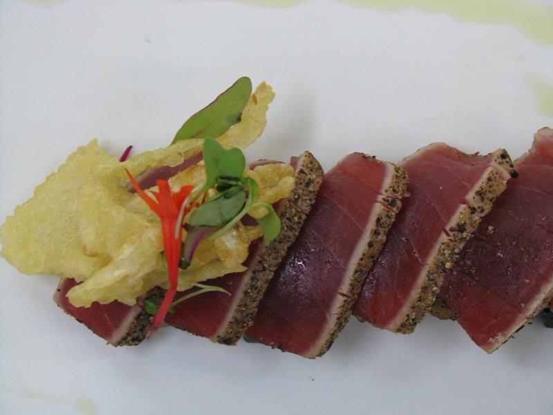 Tataki de thon rouge (1)