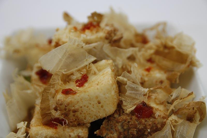Tofu frit (2)